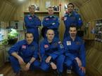 Foto de gruppo de la misión Mars500 en Diciembre del 2010