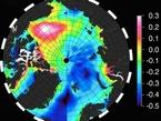 Topografía dinámica del océano obtenida con CryoSat