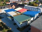 Im Großen Hörsaalgebäude der Fachhochschule in Kiel-Dietrichsdorf befindet sich auch der Mediendom.