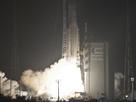 Launch of the ATV on board Ariane 5ES