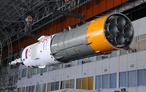 Die am 24.12.2011 verglühte Oberstufe der Sojus-Rakete