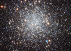 "The globular cluster ""Messier 9"" (c) NASA"