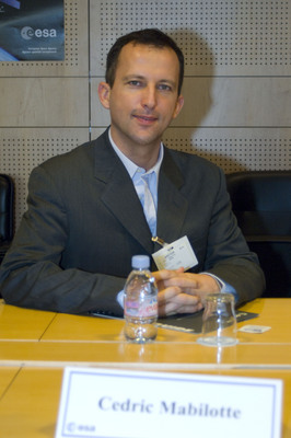 Cedric Mabilotte (34) aus Paris