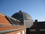 Die Außenkuppel des neuen Potsdamer Planetariums.