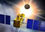 Künstlerische Darstellung des Exoplanetenjägers Corot auf der Pirsch nach erdähnlichen Welten um fremde Sonnen