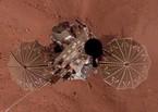 Die Sonde Phönix auf dem Mars: Selbstporträt