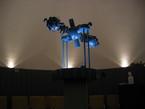 Der Zeiss-Projektor ZKP 2 Skymaster des Planetariums in Frankfurt an der Oder.