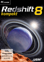 Redshift 8 kompakt - Downloadversion