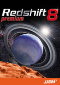 Redshift 8 Premium - Downloadversion