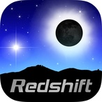 Sonnenfinsternis by Redshift für iOS