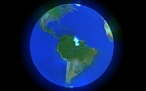 Guyana in Süd Amerika