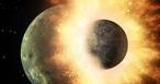 Vor nur wenigen tausend Jahren kollidierten rund um den Stern HD 172555 im Süd-Sternbild Pfau zwei große Objekte. Nur einer der beiden