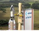 Eine spezielle Version der Ariane 5 Trägerrakete war notwendig, um das Automatische Transfer Vehicle (ATV)